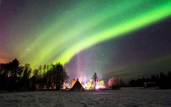 Rovaniemi - L'Apukka Arctic Resort