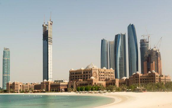 Alla scoperta di Abu Dhabi e Al Ain