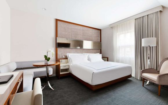 Hotel Mr. C Seaport 4*