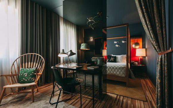 Hotel Torel Avantgarde 5*