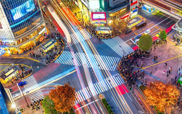 Tour del Giappone in auto