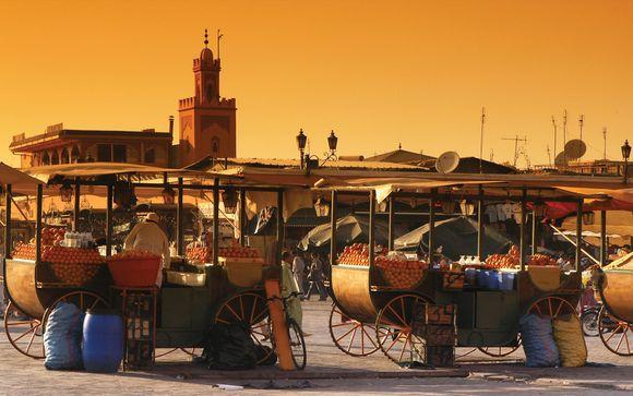 Tour Città Imperiali & Deserto - Speciale Pasqua e Ponti