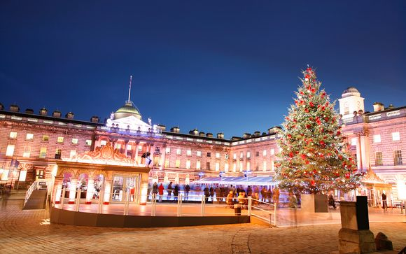 La Magia del Natale a Londra