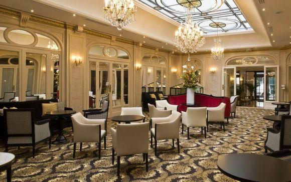 Hôtel Saint Pétersbourg Paris 4*