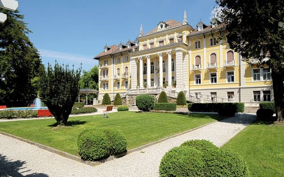 Grand Hotel Imperial Levico Terme 4*