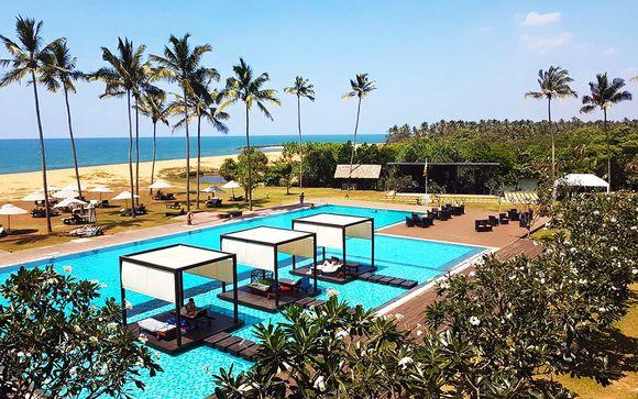 The Kingsbury, Anantaya Resort & Spa Passikudah e Suriya Resort 5*