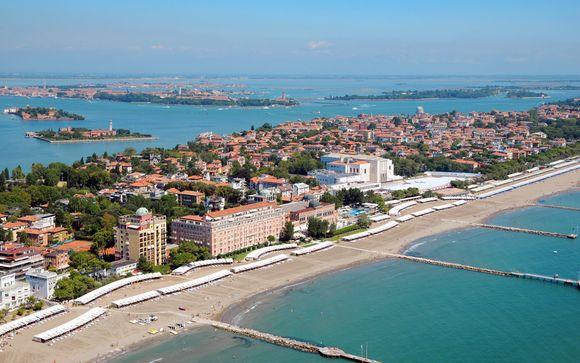 All scoperta del Lido di Venezia