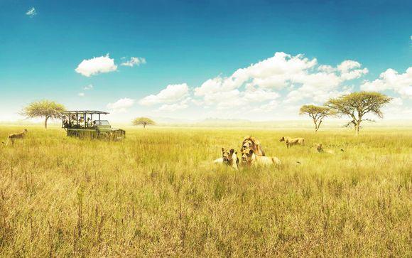 Royal Kruger Lodge and Spa 4*