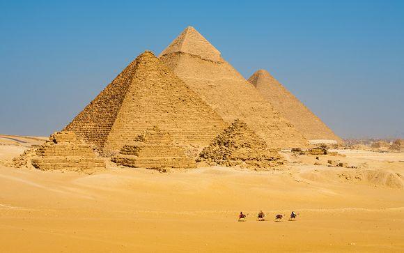 Cruise Nilo + Cairo e Speciale Pasqua