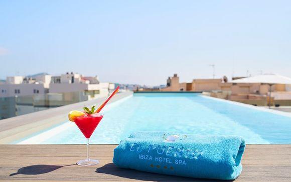 El Puerto Ibiza Hotel Spa 4*