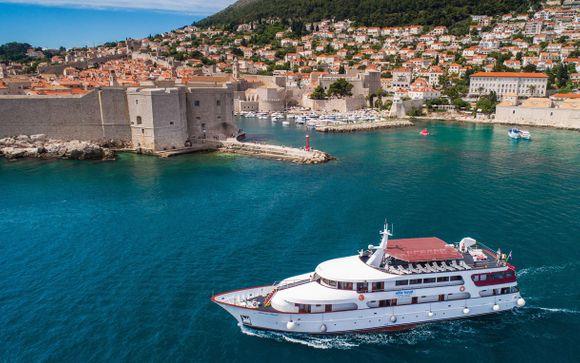 La nave - MS Adriatic Pearl