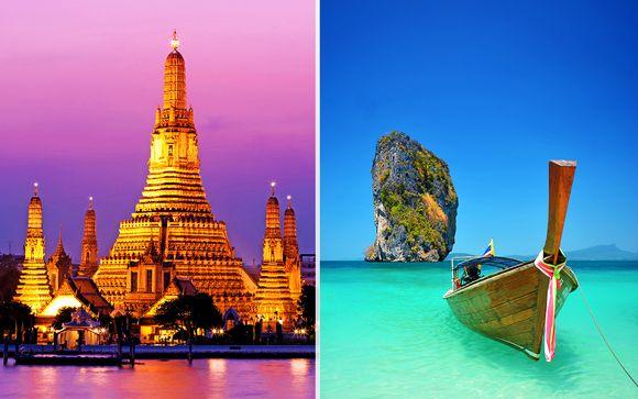 Kalima Resort and spa 5* + estensione Bangkok Grand Centre Point Terminal 21 5*