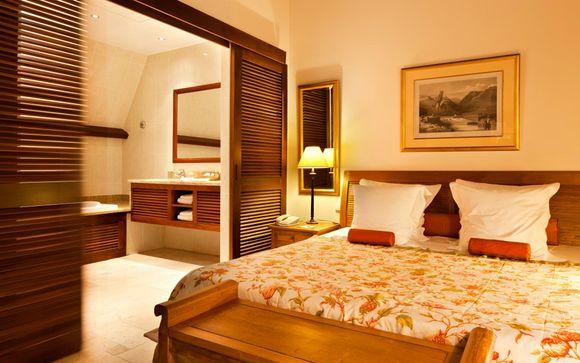La Reunion - Hotel Le Saint Alexis 4*