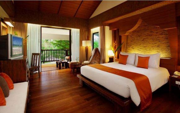 Koh Chang - Hotel Centara Tropicana 4*