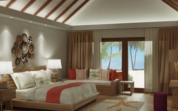 Maldive - Cinnamon Dhonveli Resort Maldives 4*