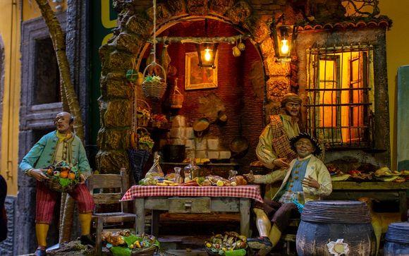 La magia del Natale a Napoli