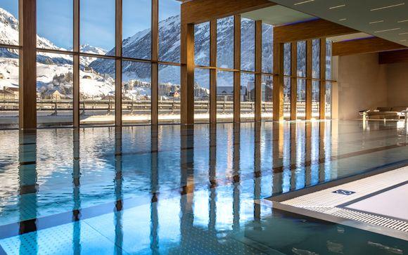 Radisson Blu Hotel Reussen, Andermatt 4*