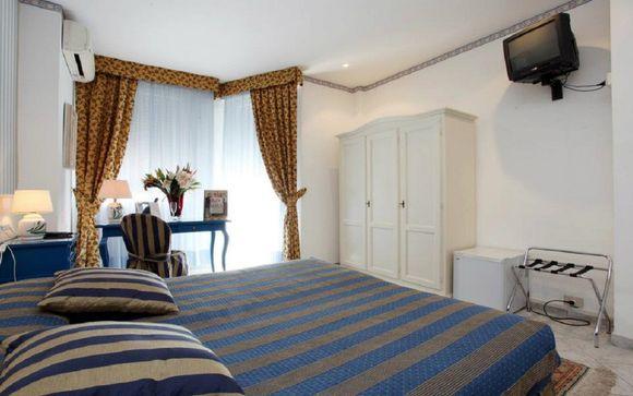 Hotel Viña del Mar Pineta 4*