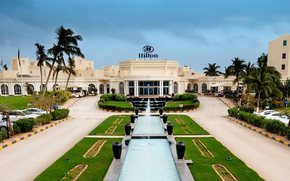 Hilton Salalah Resort 4*