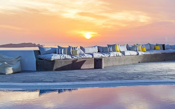 Bohème Mykonos 5* - Adults Only