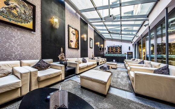 Boutique Hotel Budapest 4*