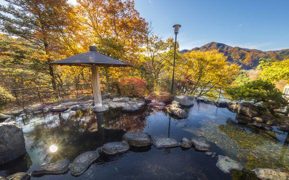 Estensione Onsen & vita rurale