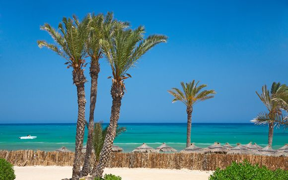 Resort 4* All Inclusive, direttamente sulla spiaggia