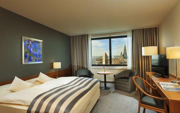Maritim Hotel Ulm 4*