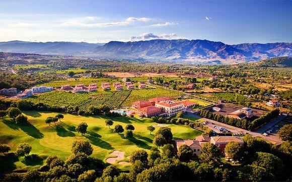 Castiglione di Sicilia - Il Picciolo Etna Golf Resort & Spa 4*