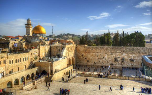 Alla scoperta della Giordania e di Gerusalemme