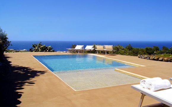 Sciuvechi Resort, eleganti Dammusi con piscina