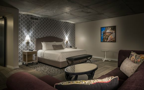 New Orleans -  Cambria Hotel Downtown Warehouse District 4*