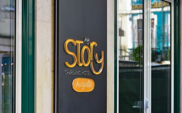 Il My Story Charming Hotel Augusta