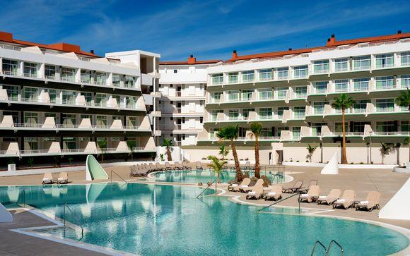 Rifugio di benessere e relax nel cuore delle Canarie
