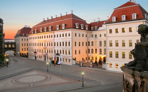 Hotel Taschenbergpalais Kempinski 5*