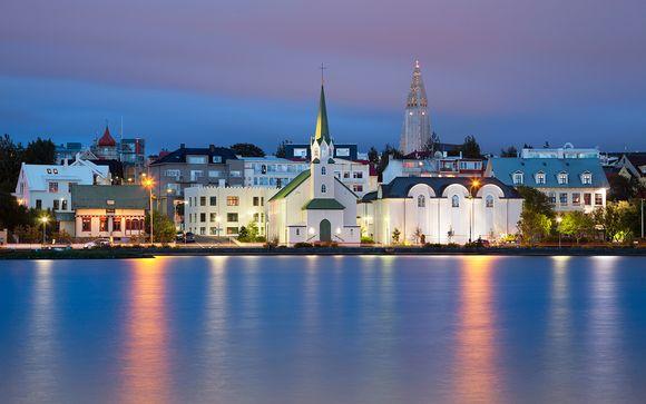 Alla scoperta di Reykjavík e del Lago Myvatn