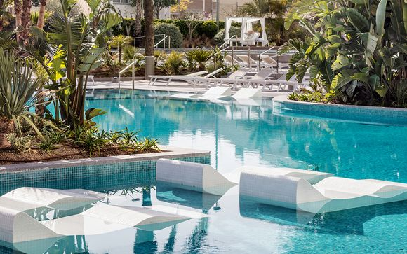 L'Aqua Hotel Silhouette & Spa 4* - Adults Only