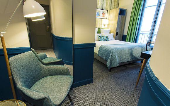 Hotel Adele & Jules 4*