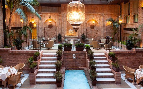 Hotel Vincci Albayzín 4*