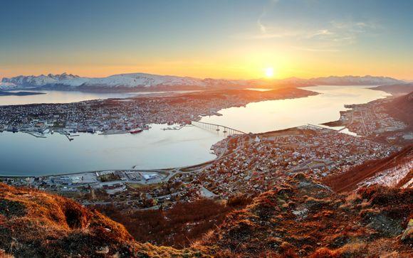 Alla scoperta di Oslo e Tromso