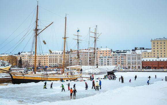 Alla scoperta di Helsinki e Tallin