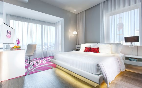 Bangkok - Mode Sathorn Hotel 4*