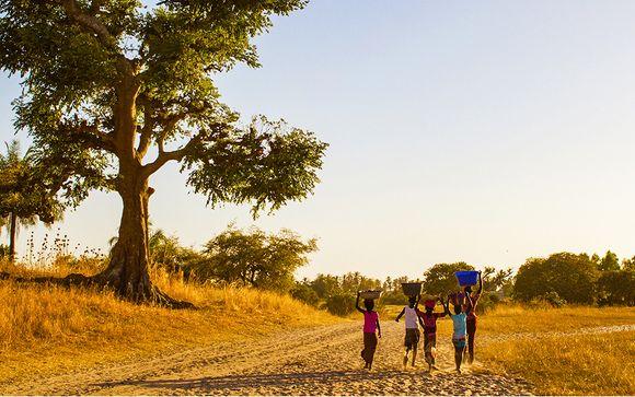 Tour del Senegal il paese dei Baobab