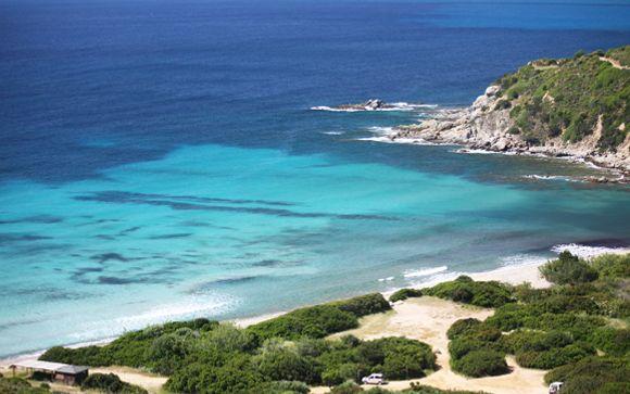 Costa Rei / Sardegna - Sant'Elmo Beach Hotel****
