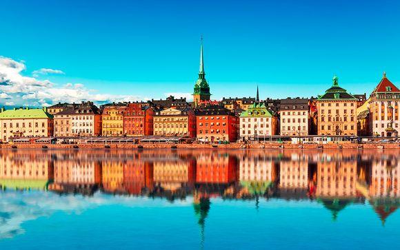 Alla scoperta di Stoccolma e Ockelbo