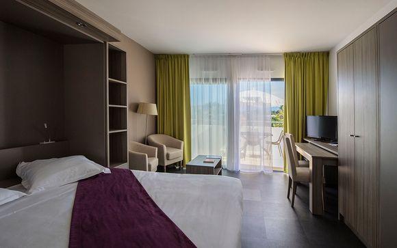 L'Hotel Suite Home Porticcio 4*