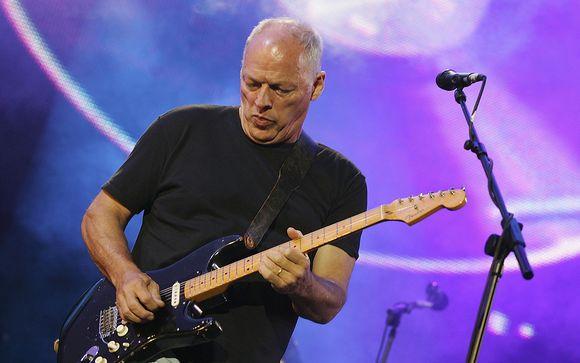 David Gilmour in concerto