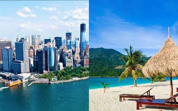 Hotel Freehand New York 4* & Dreams Puerto Aventuras Resort & Spa 4*