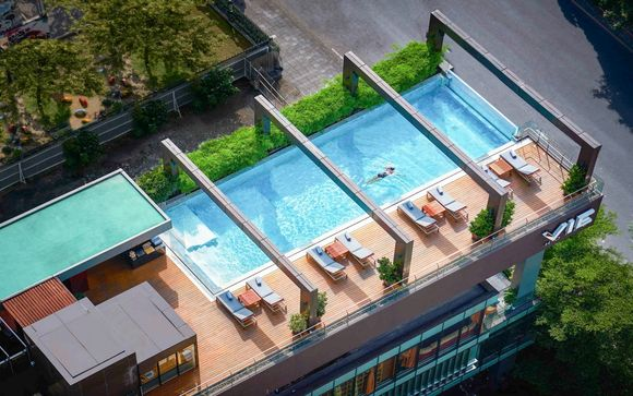 Bangkok - VIE Hotel Bangkok MGallery by Sofitel 5*