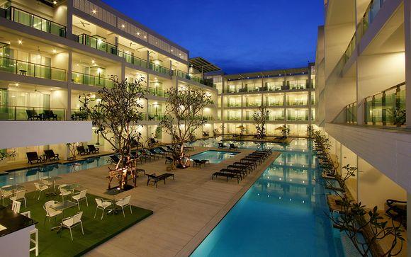 Phuket - The Old Phuket Karon Beach Resort (o similare)